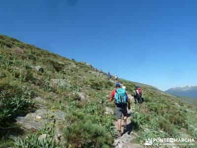 Circo de La Pedriza;tiendas trekking madrid material de trekking castillo de coca